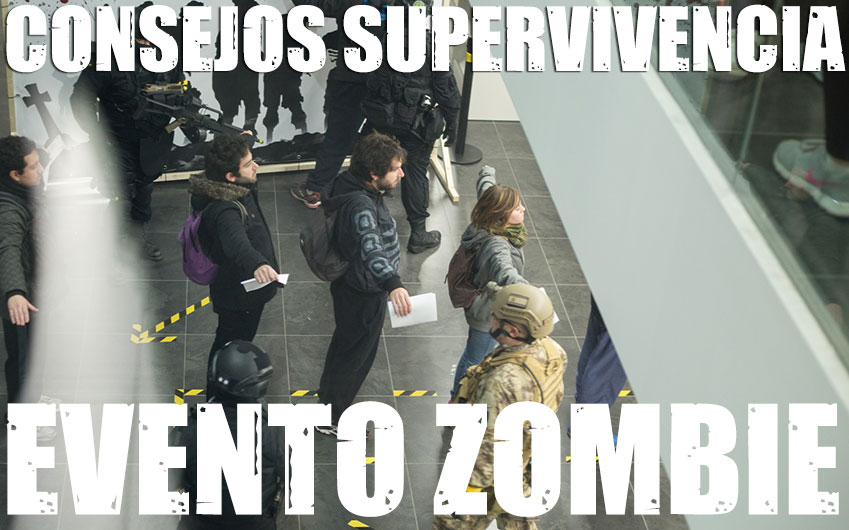 consejos survival zombie