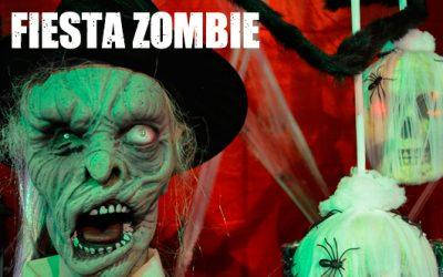 ¿Qué necesitas para una fiesta Zombie?