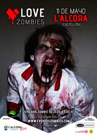 evento zombie en alcora castellon - Eventos LZD  Zombies 755878e9497